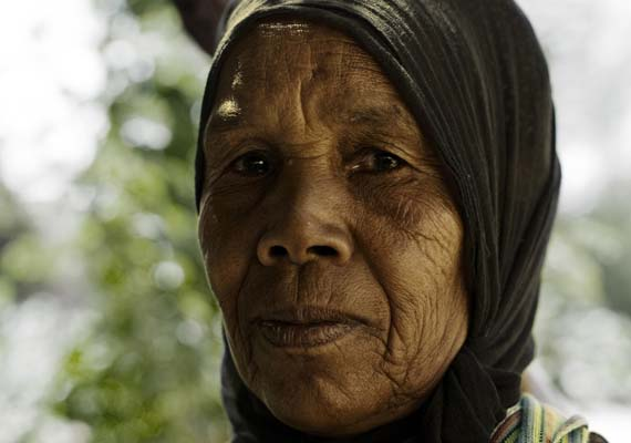 Old Woman of Egypt